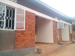 Two bedrooms self contained upper side of Mutungo