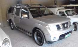 Nissan Navara double cab 2008 model 2.5 dci diesel in good cond