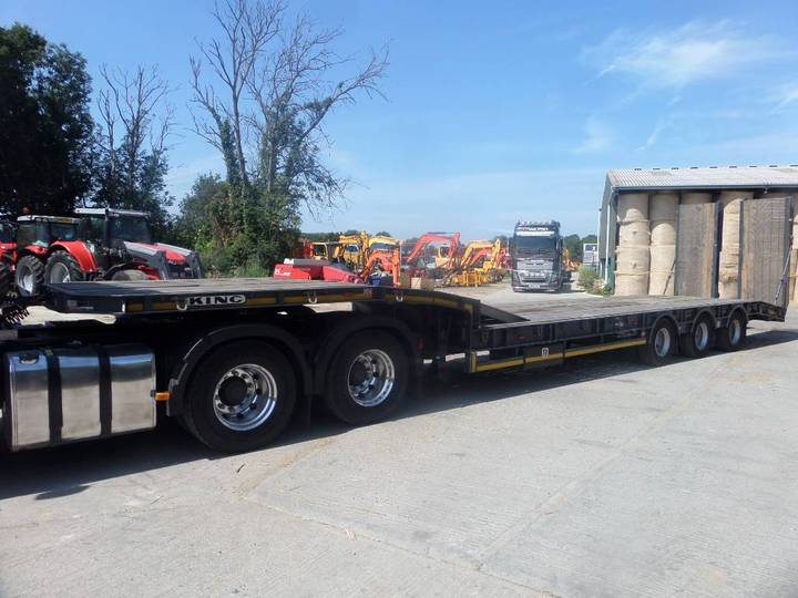 King Gts 44 Low Loader - 2018