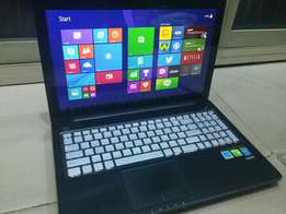 Clean touchscreen Asus i7