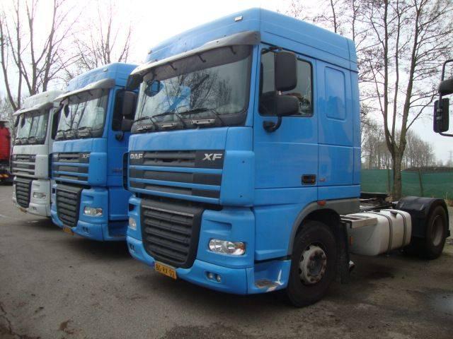 DAF xf410 - 2007