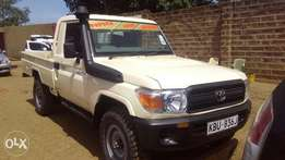 Toyota landcruiser p Up local for quick sale