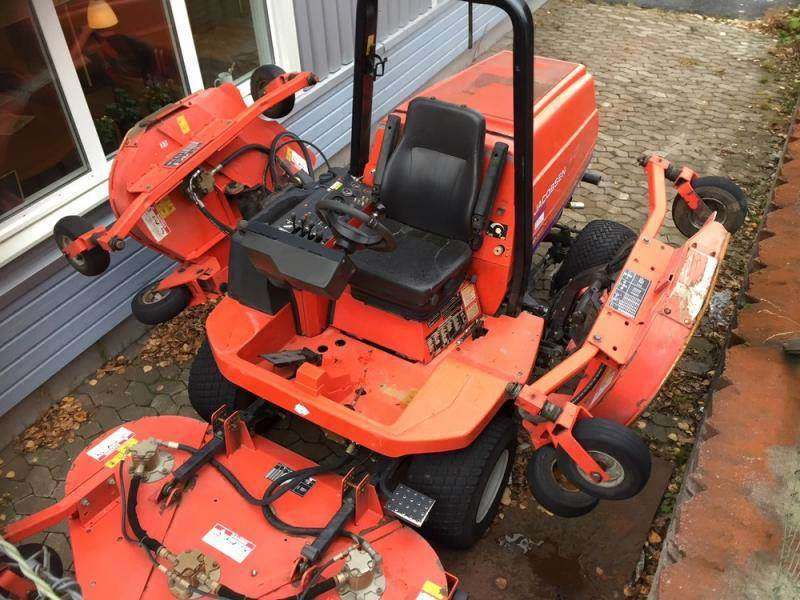 Jacobsen Hr-5111 4wd - 2000