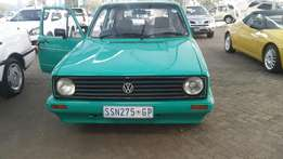 1996 Volkswagen golf 1.3