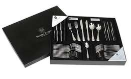 STUNNING GIFT: Stanley Rogers Albany 56pcs cutlery set