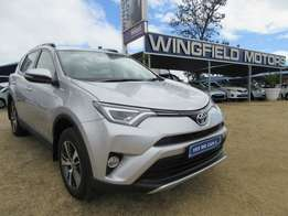 Toyota Rav 4 2.0 GX A/T- One owner
