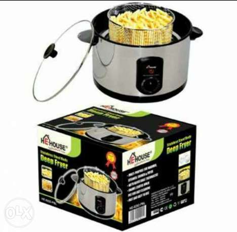 Chips Deep Fryer| Free Delivery Nairobi CBD - image 2