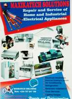 Electrician services(maxikatech solutions electricians)