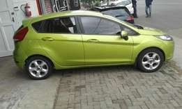 2008 ford fiesta 1,6 in a perfect condition.
