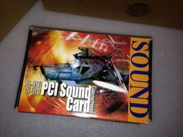 4-CH.6-CH PCI-Sound Card(L-Shape)