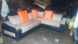 Sham L sectional available.