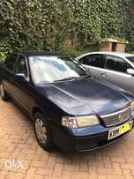 Nissan B15 for sale at ksh.430,000