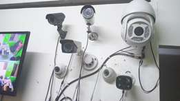 Largest Digital cctv cameras distributor in town (HDCVI technology)