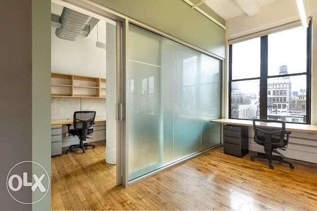 *Commercial address++office +only 90BD monthly