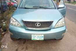 Clean Lexus rx330 ,model 2005 available for sale