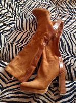 Сапоги - Жіноче взуття в Кам янець-Подільський - OLX.ua e73830c2a0cab
