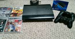 Used ps3 on sale chipped 10 games