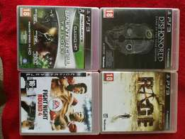 Great Ps3 Games to swap or sell