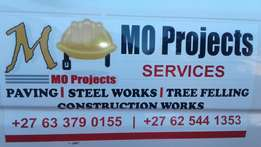 Construction nd Tree felling