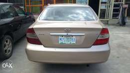 Toyota Camry 2004model Very Sharp