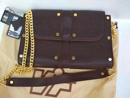 Женская кожаная сумка клатч мессенжер VIF 20dad066d11d4