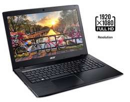 New Acer Aspire E 15 E5-575-33BM 15.6-Inch Full HD Laptop, i3-7100U
