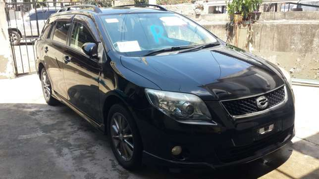 Toyota fielder x202 Valvematic 1800cc KCM number 2010 model loade Mombasa Island - image 1
