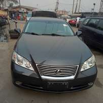 full option Lexus ES 350 (2009)