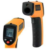 Digital LCD Non-contact Gun IR Infrared Thermometer Laser Point Temper