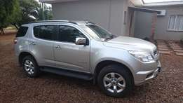 2014 Chevrolet Trailblazer 2.8D LTZ auto for sale