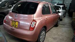 Nissan March used