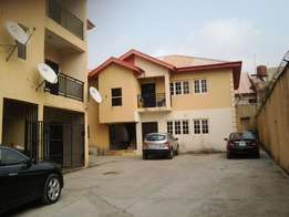 A 2 bedroom Apartment for lease at New Road Lekki