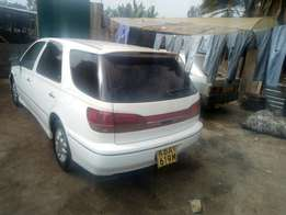 Toyota Vista for sale. Very clean, first owner. Low mileage.