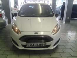 2016 Ford fiesto 1.4