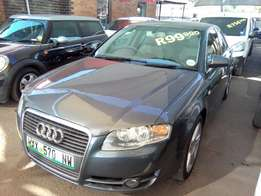 Audi A4 2.0 Turbo, Trade in welcome