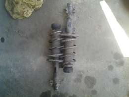 Polo 6 front shocks
