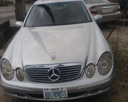 Mercedes Benz E350 - 4matic