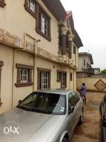 Lovely upstair mini flat with 2toilets at Ikotun To Let