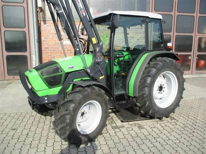 Deutz-fahr agrolux 310 - 2011