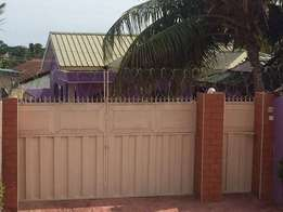3 B/Rm Self Compound at Dansoman for Rent to Individuals or a Company