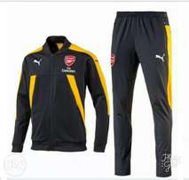 Brand new Arsenal tracksuit jersey