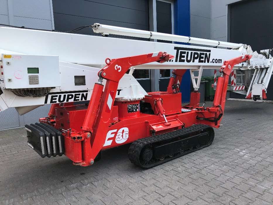 Teupen LEO 36 T Hoogwerker - 2003 - image 2