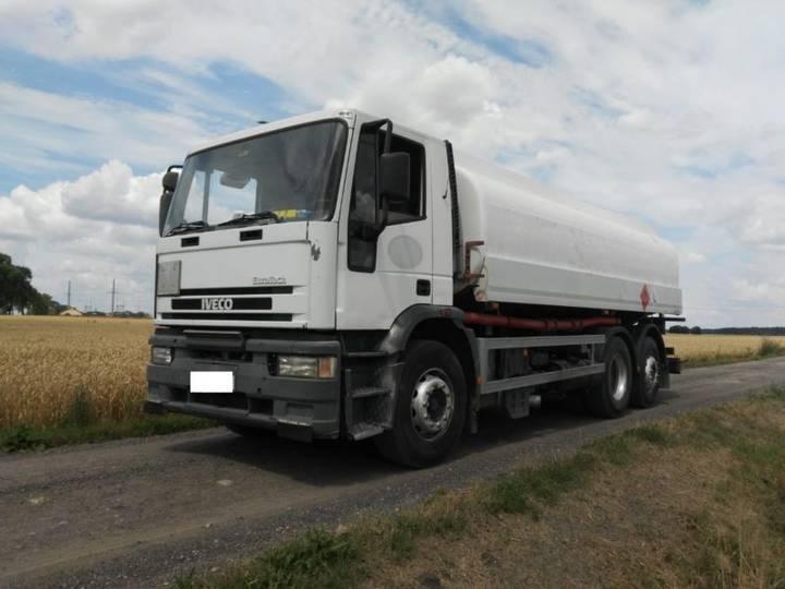 Iveco 260E27Tanker .20200 Liter,Manual.Steel Air .6X2 - 1996