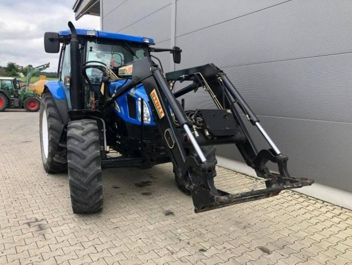 New Holland ts 100 a - 2004