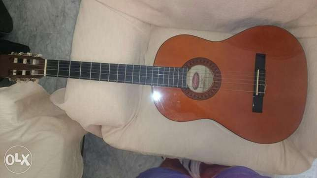 Classical guitar STAGG C542 with bag