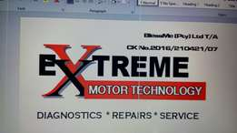 Car service diagnostic and repairs