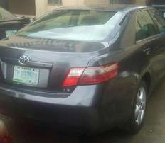 Clean Toyota Camry 2007 LE muscle,4plug, leather interior for N1.75m