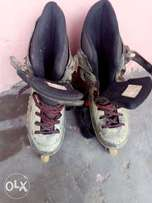 Working skate shoe. Size 40/42
