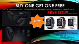 Get your free smartwatch
