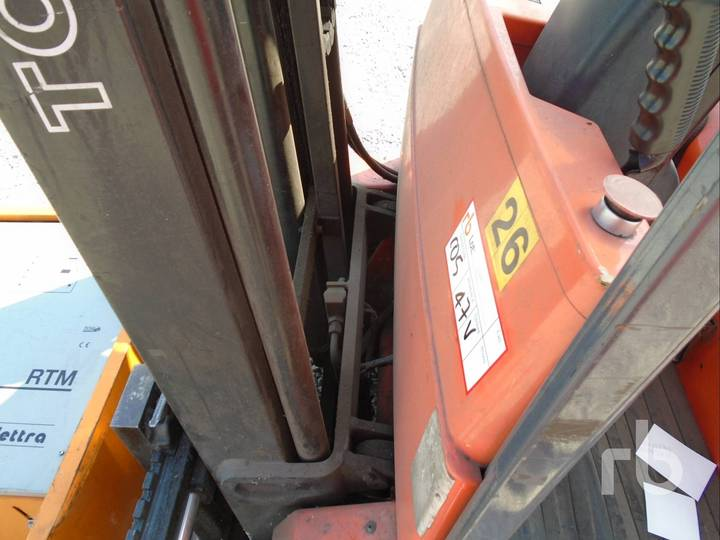 Toyota 13 1300 Kg - image 13